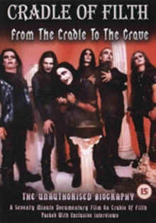 Cradle of Filth: Cradle to the Grave, DVD  DVD