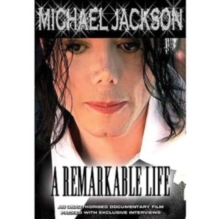 Michael Jackson: A Remarkable Life, DVD  DVD