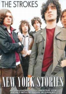 The Strokes: New York Stories, DVD DVD