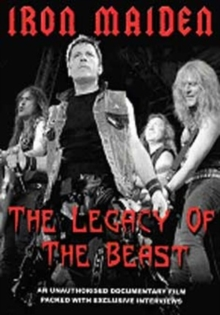 Iron Maiden: The Legacy of the Beast, DVD  DVD