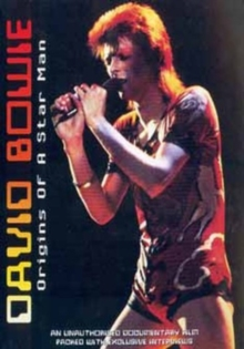 David Bowie: Origins of a Starman, DVD  DVD