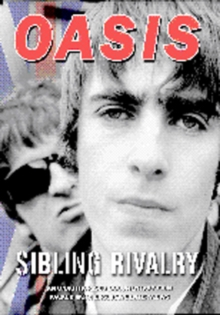 Oasis: Sibling Rivalry, DVD  DVD