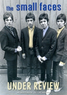 The Small Faces: Under Review, DVD DVD