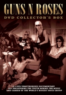 Guns 'N' Roses: DVD Collector's Box, DVD DVD