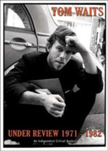 Tom Waits: Under Review 1971-1982, DVD  DVD