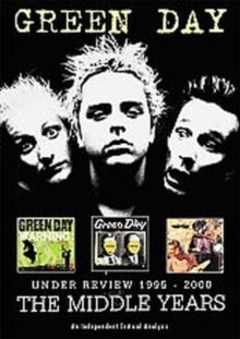 Green Day: Under Review 1995-2000 - The Middle Years, DVD  DVD