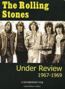 Rolling Stones: Under Review 1967 - 1969, DVD  DVD