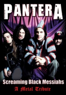 Pantera: Screaming Black Messiahs, DVD  DVD