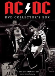 AC/DC: Collectors Box, DVD  DVD