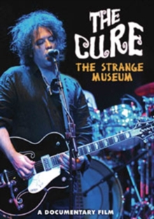 The Cure: The Strange Museum, DVD DVD