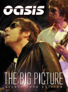 Oasis: The Big Picture, DVD  DVD
