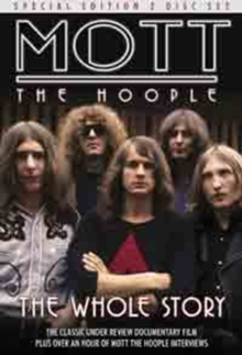 Mott the Hoople: The Whole Story, DVD  DVD