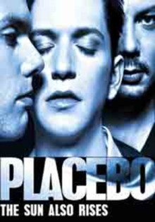 Placebo: The Sun Also Rises, DVD  DVD