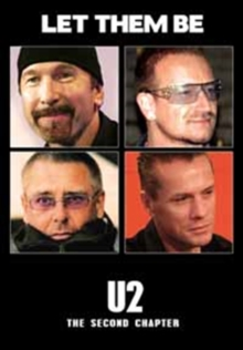 U2: Let Them Be - the Second Chapter, DVD  DVD