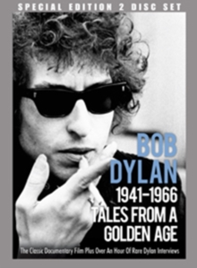 Bob Dylan: Tales from a Golden Age - 1941-1966, DVD  DVD