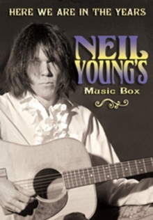 Neil Young: Here We Are in the Years, DVD  DVD