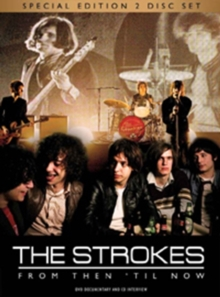 The Strokes: From Then 'Til Now, DVD DVD