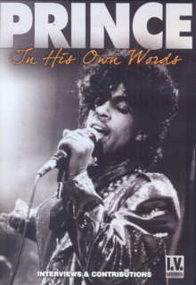 Prince: In His Own Words, DVD  DVD