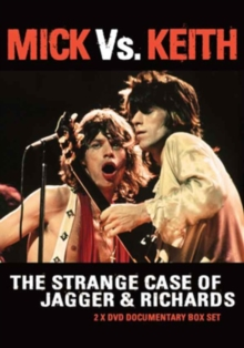 The Rolling Stones: Mick Vs Keith - The Strange Case of Jagger..., DVD DVD