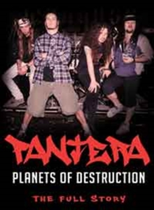 Pantera: Planets of Destruction, DVD  DVD