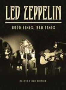 Led Zeppelin: Good Times, Bad Times, DVD  DVD