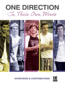 One Direction: In Their Own Words, DVD  DVD