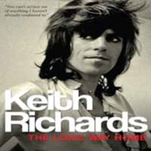 Keith Richards: The Long Way Home, DVD  DVD