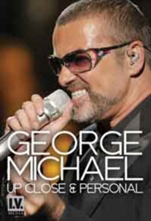 George Michael: Up Close and Personal, DVD  DVD