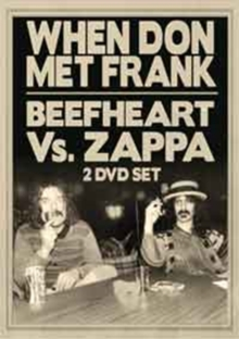 When Don Met Frank - Beefheart Vs Zappa, DVD  DVD