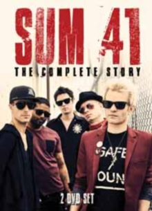 Sum 41: The Complete Story, DVD DVD