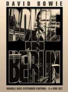 David Bowie: Bowie in Berlin - Extended Edition, DVD DVD