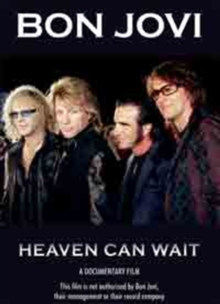 Bon Jovi: Heaven Can Wait, DVD  DVD