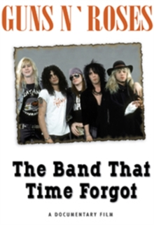 Guns 'N' Roses: The Band That Time Forgot, DVD  DVD