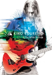 Kiko Loureiro: The White Balance, DVD  DVD