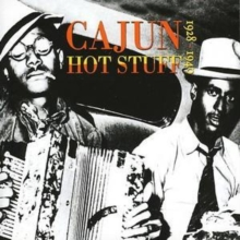 Cajun Hot Stuff, CD / Album Cd