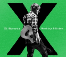 X: Wembley Edition, CD / Album with DVD Cd