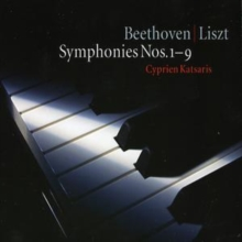 Symphonies Nos. 1 - 9 (Katsaris), CD / Album Cd