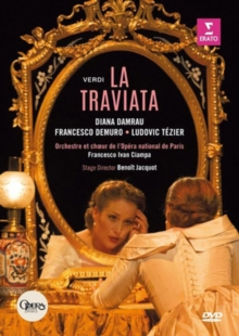 La Traviata: Opera De Paris (Ciampa), Blu-ray  BluRay