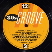 12 Inch Dance: 80s Groove, CD / Album Cd