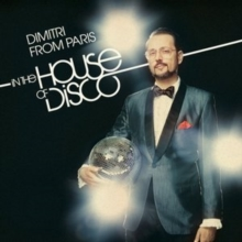 Defected Presents Dimitri from Paris in the House of Disco, CD / Album Cd