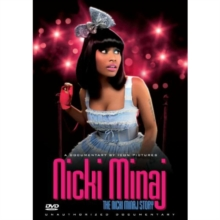 Nicki Minaj: The Nicki Minaj Story, DVD  DVD