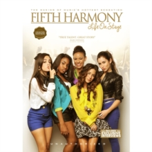 Fifth Harmony: Life On Stage, DVD  DVD