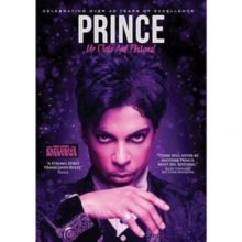 Prince: Up Close and Personal, DVD DVD