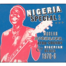 Nigeria Special: Modern Highlife, Afro-sounds Nigerian Blues, CD / Album Cd