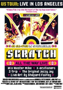 Scratch: All the Way - Live, DVD  DVD