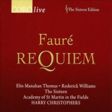 Requiem/ave Verum Corpus (Christophers, the Sixteen, Asmif), CD / Album Cd