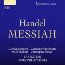 Messiah (Christophers, the Sixteen), CD / Album Cd