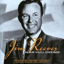 The Only Jim Reeves Album, CD / Album Cd