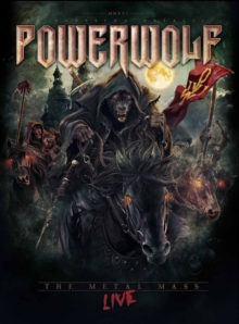 Powerwolf: The Metal Mass Live, Blu-ray BluRay