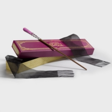 HP - Seraphina Picquery's Wand In Collection Box, Toy Book